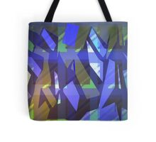 Painted patterns Tote Bag
