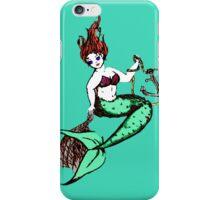 Plus Size Mermaid iPhone Case/Skin