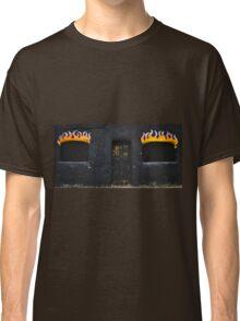 Facade of Fire  Classic T-Shirt