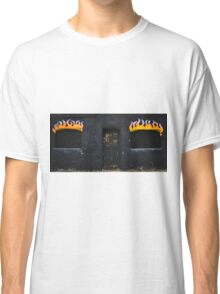 Facade of Fire  Classic T-Shirt