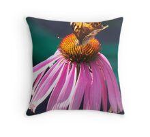 Butterfly* Throw Pillow