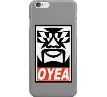 OYEA! POSSE iPhone Case/Skin