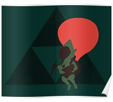 Tingle - Sunset Shores Poster