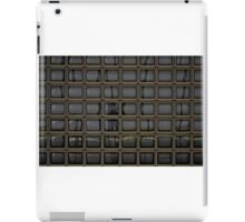 TV Texture iPad Case/Skin