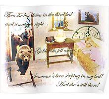 Goldilocks Poster