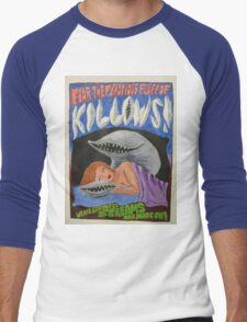 Killows -- The scariest movie that never was. Men's Baseball ¾ T-Shirt