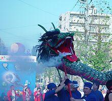 Smokin Dragon by Lauren Glover