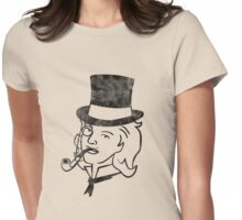 The Distinguished Gentlewoman  Womens Fitted T-Shirt