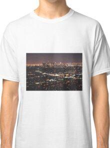 Los Angeles Skyline Classic T-Shirt