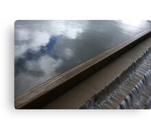 Liquid Sky Canvas Print