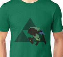 Toon Link (LOZ) - Sunset Shores Unisex T-Shirt