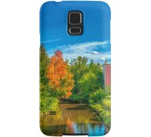 A Touch of Fall Samsung Galaxy Case/Skin