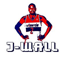 J-WALL Stencil Design by nbatextile