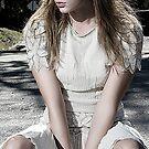 lonely girl by Maree Spagnol Makeup Artistry (missrubyrouge)