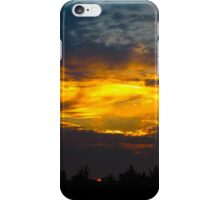 The thunder of colour iPhone Case/Skin