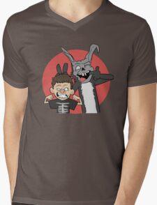 Donnie And Frank #2 Mens V-Neck T-Shirt