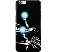 DBZ Fiction Phone iPhone Case/Skin