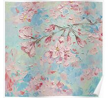 Yoshino Cherry Blossoms No. 2 Poster