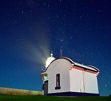 Crowdy Head Lighthouse - The Milky Way by Liam Worth