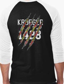 Freddy Krueger Jersey Men's Baseball ¾ T-Shirt