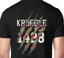 Freddy Krueger Jersey Unisex T-Shirt