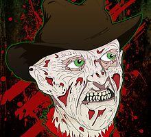 Nightmare Slasher by azarathdesigns