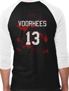 Jason Voorhees Jersey Men's Baseball ¾ T-Shirt
