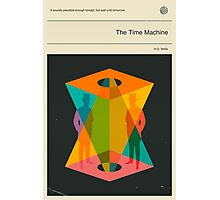THE TIME MACHINE Photographic Print