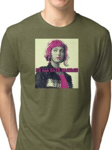 Ramona Flowers - We all have baggage Tri-blend T-Shirt