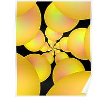 Converging Spheres Poster