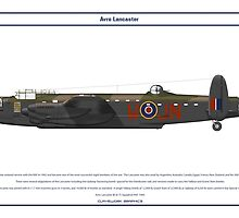 Lancaster GB 75 Squadron 1 by Claveworks