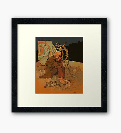 The Prophet Framed Print