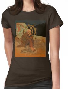 The Prophet Womens Fitted T-Shirt