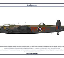 Lancaster GB 103 Squadron 1 by Claveworks