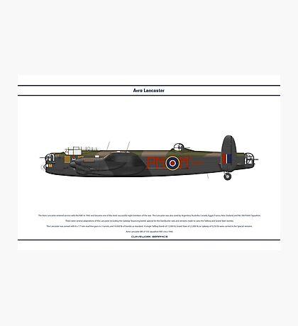 Lancaster GB 103 Squadron 1 Photographic Print