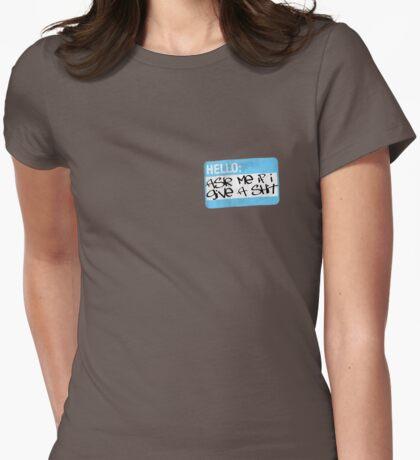 shit blue T-Shirt