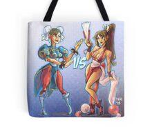 Capcom VS SNK Tote Bag