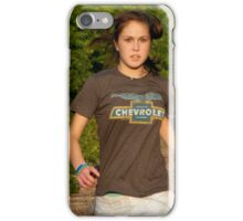 Running your way iPhone Case/Skin