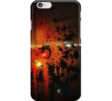 Frosty Space  iPhone Case/Skin