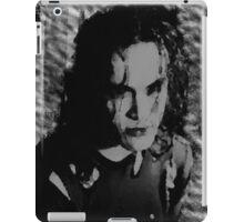 the crow iPad Case/Skin