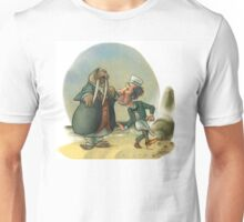 the Walrus and the Carpenter Unisex T-Shirt