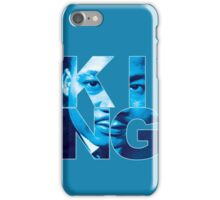 "KING "" Flint Grey "" "" Jordan "" iPhone Case/Skin"