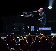 Billy Joel  by HellGateStudios