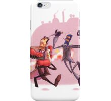 TF2 Spy and Medic iPhone Case/Skin
