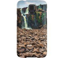 Iguazu Falls - Across the Rocks Samsung Galaxy Case/Skin