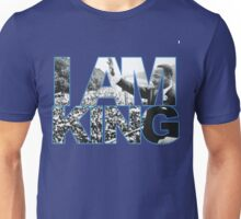 I AM KING Jordan 7 flint grey Unisex T-Shirt