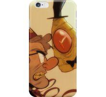 Mystery Hack VS Dorito iPhone Case/Skin