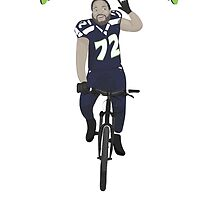 Michael Bennett Does a Victory Lap by LilCurious