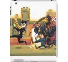 Scatt! Darn Catwoman iPad Case/Skin