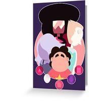 Gems Greeting Card